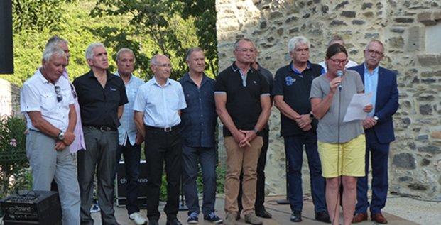 Les élus s'engagent aux côtés des vignerons de l'AOP Faugères en faveur de la transition agro-écologique