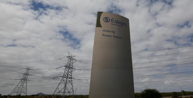 Eskom afrique du sud énergie électricité