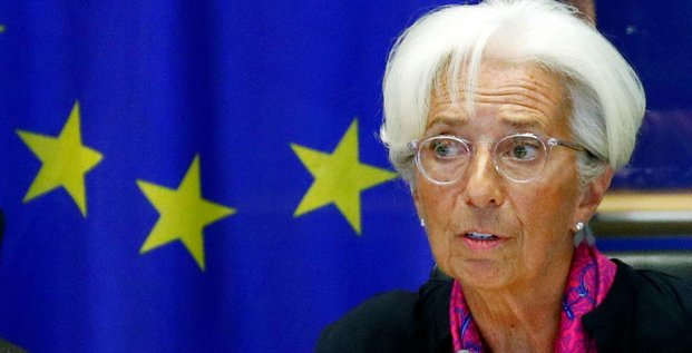 Christine Lagarde BCE audition Parlement