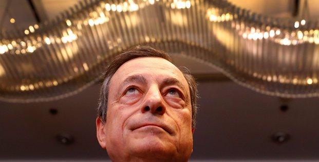Draghi (bce) prend le risque de lier les mains de son successeur
