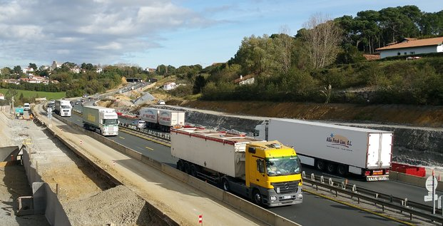 Transports Pays basque A63