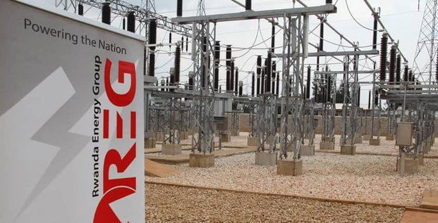 rwanda centrale electrique energie