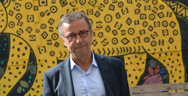 Pierre Hurmic, chef de file écologistes municipales Bordeaux