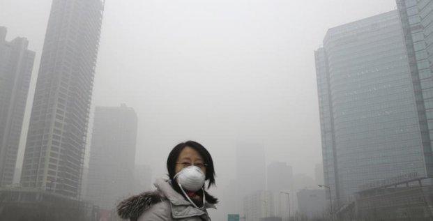 12,5 MILLIARDS D'EUROS POUR LUTTER CONTRE LA POLLUTION À PÉKIN