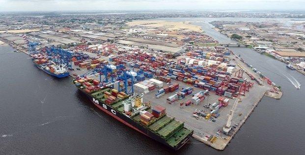 Port d'Abidjan