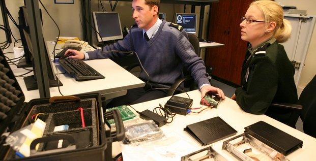 Cyberdéfense ministère des Armées Florence Parly