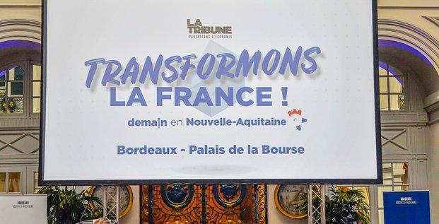 Transformons la France - Demain en Nouvelle-Aquitaine