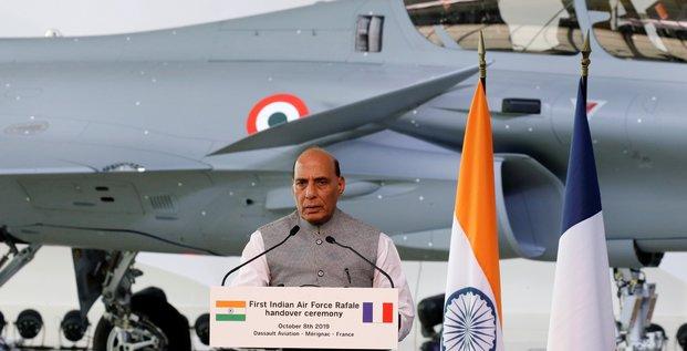 Rafale, Inde, Trappier, Dassault, Parly, Défense, Rajnath Singh