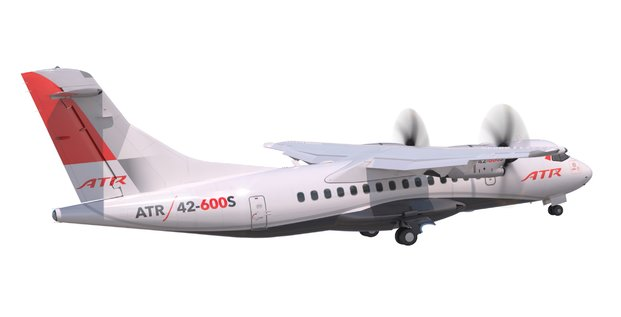 ATR turbopropulseur ATR42-600 STOL Stefano Bortoli