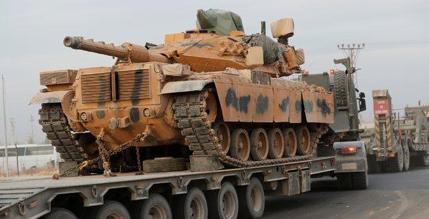 Ankara poursuit son offensive en syrie, washington et bruxelles menacent
