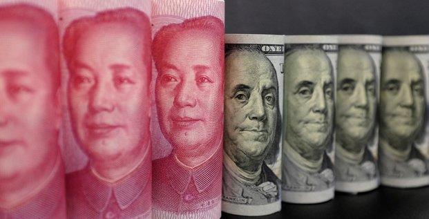 Usa et chine auraient trouve un accord partiel sur le commerce