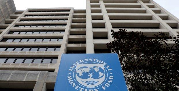 Le fmi voit la croissance mondiale au plus bas depuis 2009