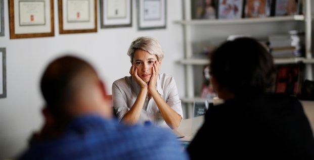 Femme travail bureau mixité parité inégalités