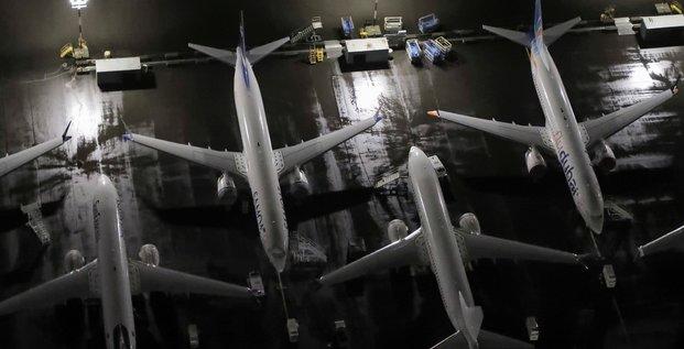Boeing maintient son calendrier de remise en service du 737 max