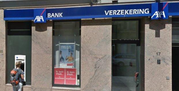 Axa Banque Belgique