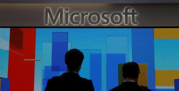 Microsoft bat amazon pour un contrat de cloud computing du pentagone