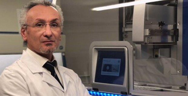 Jean-Marc Zeglany, président de My Health France, à Carcassonne
