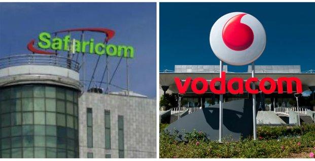 Safaricom Vodacom