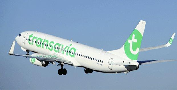 La compagnie low-cost Transavia (groupe Air France-KLM) ouvrira une base à Montpellier au printemps 2020