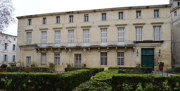 L'Hôtel Richer de Belleval à Montpellier