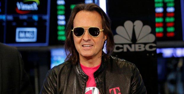 John Legere, PDG de T-Mobile USA