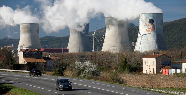 Cruas, centrale, nucléaire, séisme, tremblement de terre, Ardèche, Drôme, Tricastin, ASN