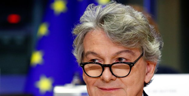 Ue: breton assure les eurodeputes de sa neutralite et de son independance