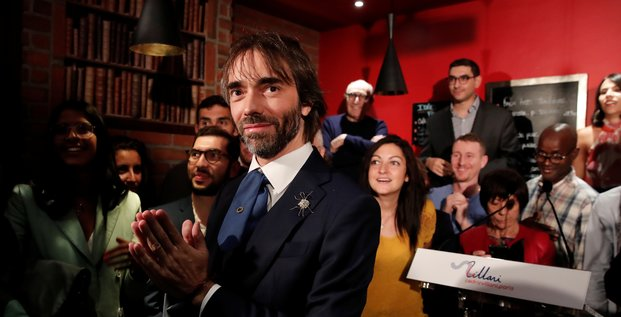 Cédric Villani présentation candidature LREM municipales Paris