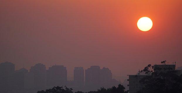 Dereglement climatique: l'onu preconise des reductions drastiques des emissions de co2