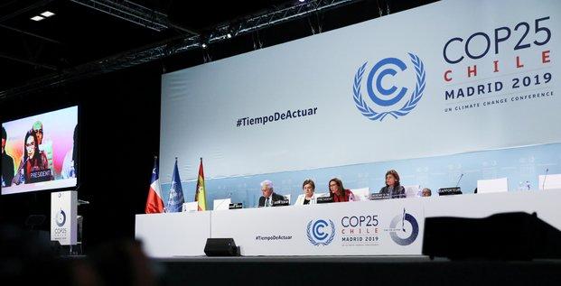 La cop25 s'acheve sur un accord a minima sur le changement climatique