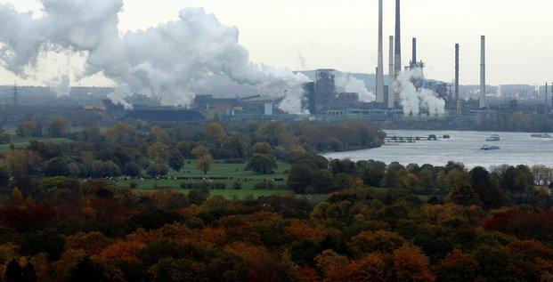 La taxe carbone multipliee par plus de deux en allemagne d'ici le 1er janvier 2021