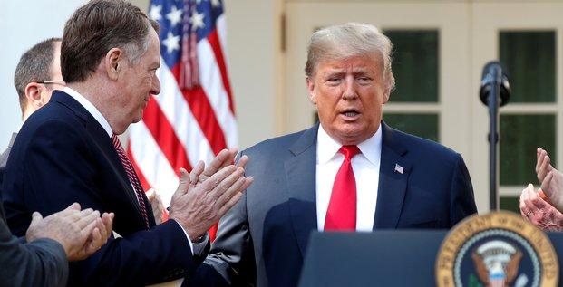 Donald Trump, Accord Canada - États-Unis - Mexique (AEUMC)