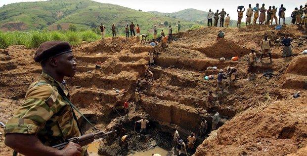 Minerais conflits RDC