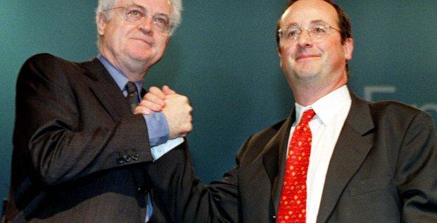 François Hollande Jospin 1997