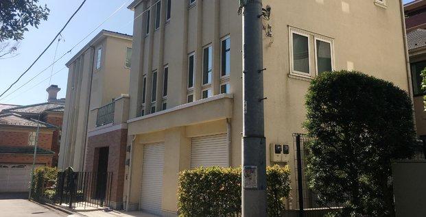 La maison de Carlos Ghosn