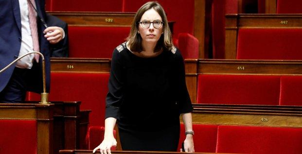 Amélie de Montchalin, LREM, Assemblée nationale, 2017