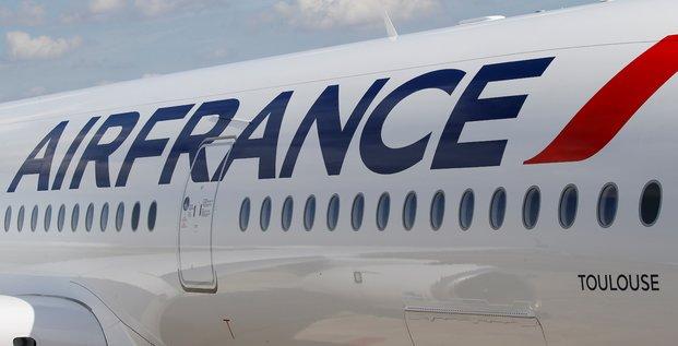 Air france suspend le survol des espaces aeriens iranien et irakien