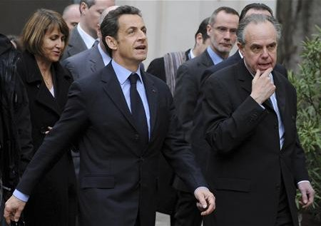 FRÉDÉRIC MITTERRAND PRESSENTI AU MINISTÈRE DE LA CULTURE