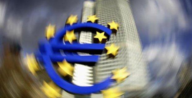 LA BCE PRÉVOIT 204 MILLIARDS D'EUROS DE DÉPRÉCIATIONS D'ACTIFS SUPPLÉMENTAIRES DANS LA ZONE EURO