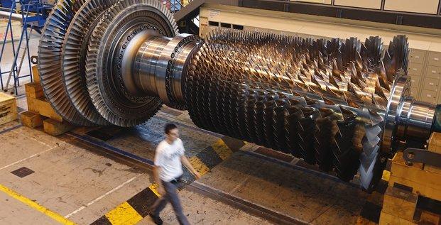 Alstom, General Electric, GE, turbine, réacteur nucléaire, Arabelle,