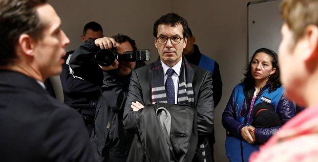 Jean-Pierre Farandou, Jean-Baptiste Djebbari, ministre des Transports, PDG, SNCF
