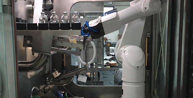 L'ICM installe un nouveau robot dédié aux traitements par chimiothérapie