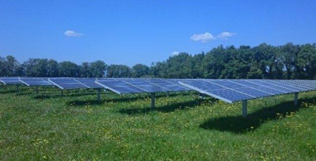 Centrale photovoltaïque du Soler (66) par Arkolia Energies