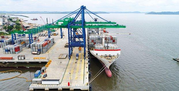 OWendo port gabon