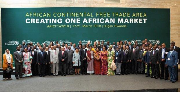 Union africaine Zlec ALE kigali 2018