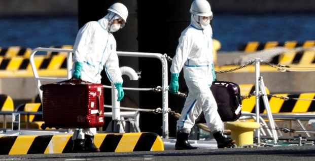 Coronavirus, Japon, navire de croisière, épidémie,