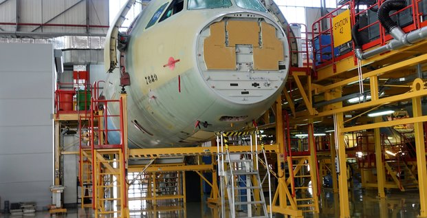 Coronavirus: airbus autorise a relancer l'activite de son usine a tianjin