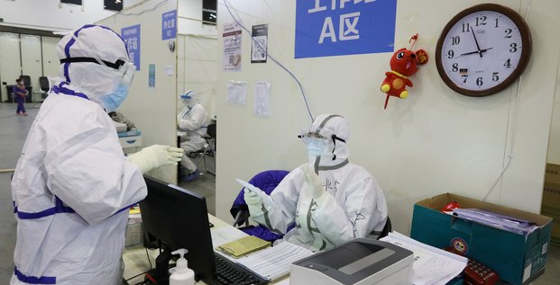 Coronavirus: la chine fait etat de 105 deces supplementaires