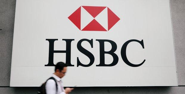 Hsbc va supprimer 35.000 emplois pour tenter de se relancer