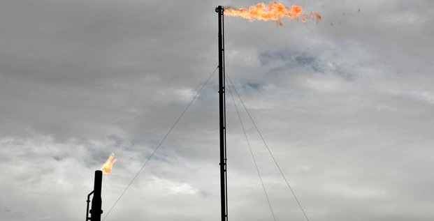 torchage de gaz